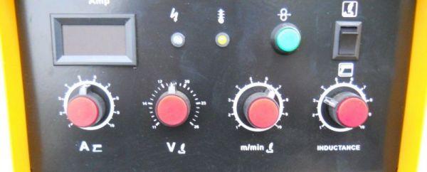Сварочный полуавтомат Kaiser MIG/МИГ 265(+MMA)