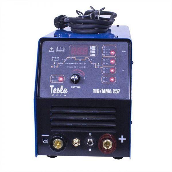 Аргонодуговой сварочный аппарат TESLA TIG 257 AC/DC