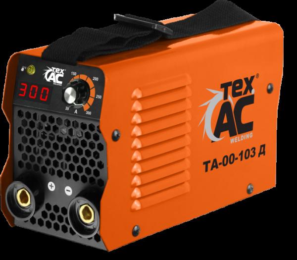 Сварочный инвертор ТехАС MMA 300 (арт. ТА-00-103Д)