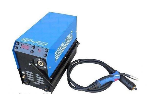 Cварочный инверторный полуавтомат SSVA-180-PТ плюс аргон