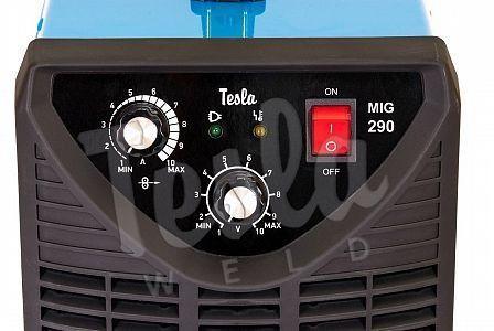Сварочный полуавтомат Тесла (Tesla) MIG/MAG/FLUX 290
