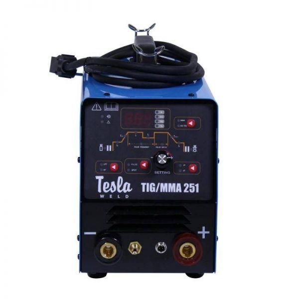Аргонодуговой сварочный аппарат TESLA TIG/MMA 251