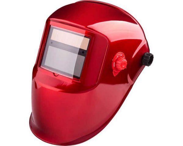 Маска сварщика хамелеон Vita apache цвет красный