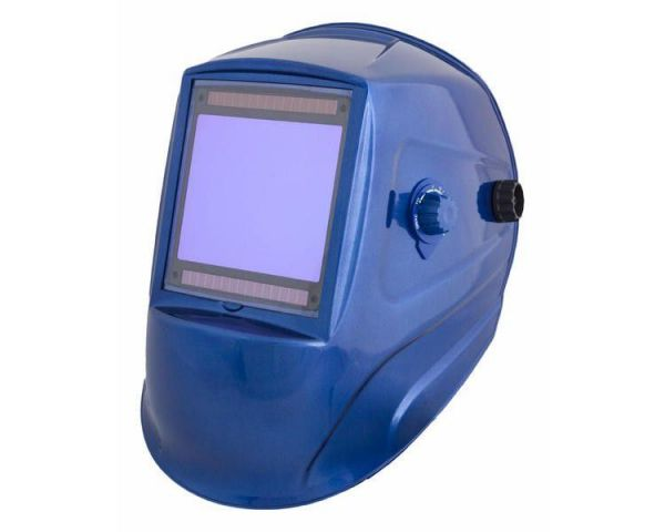 Маска сварщика хамелеон Vita wh 9801 синяя