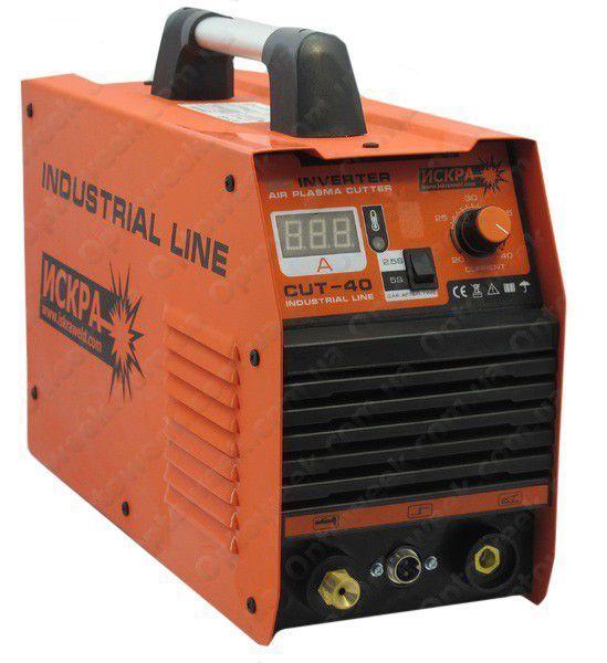 Аппарат плазменной резки Іскра CUT-40 industrial line