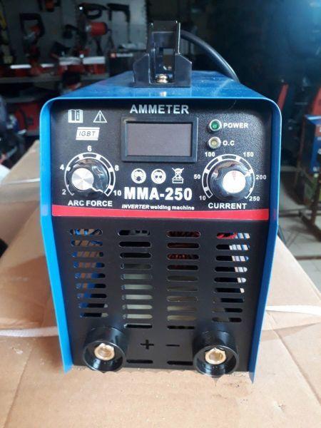 Сварочный инвертор Спектр ММА 250 кейс