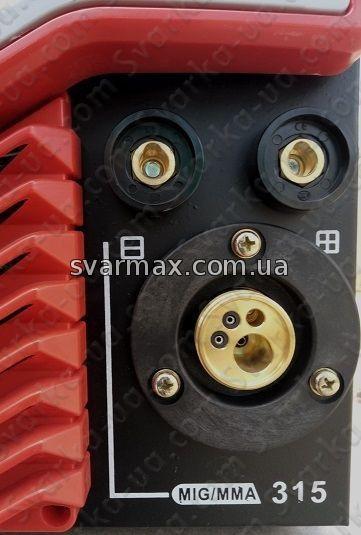 Сварочный полуавтомат Shyuan MIG-315