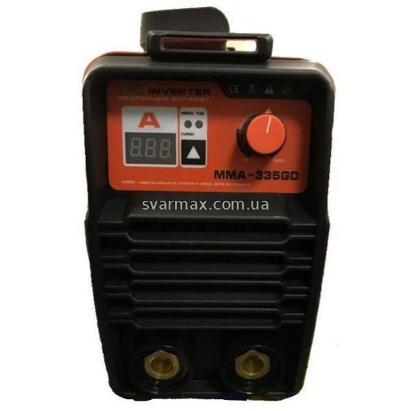 Сварочный инвертор Искра ММА 335GD Industrial Line