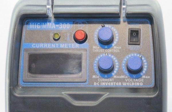 Сварочный полуавтомат Спектр MIG/MMA 300