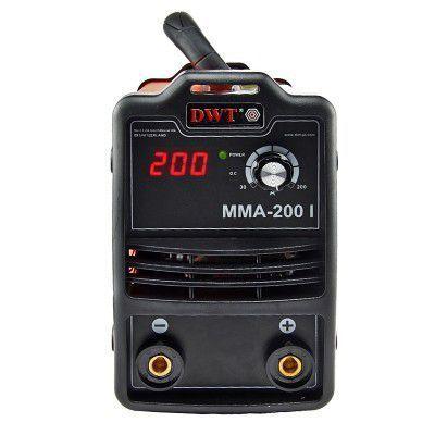 Сварочный инвертор DWT MMA-200 I