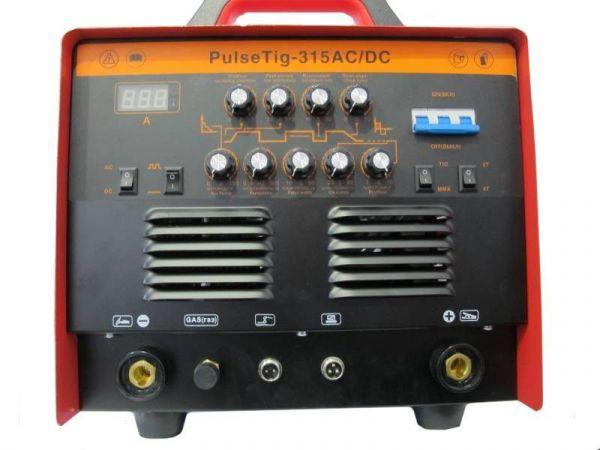 Аргонодуговой сварочный аппарат Edon Pulsetig-315