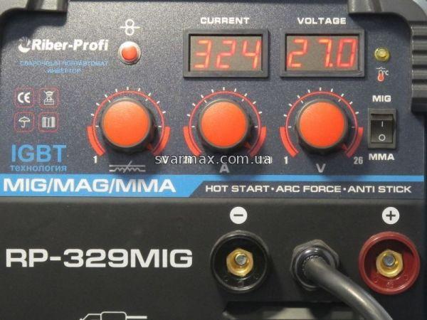 Сварочный полуавтомат Riber-Profi MIG/МИГ 329 RP
