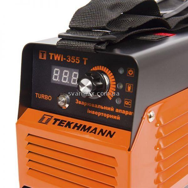 Сварочный аппарат Tekhmann TWI-355 T