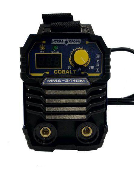 Сварочный инвертор Искра Профи Cobalt ММА 311DM