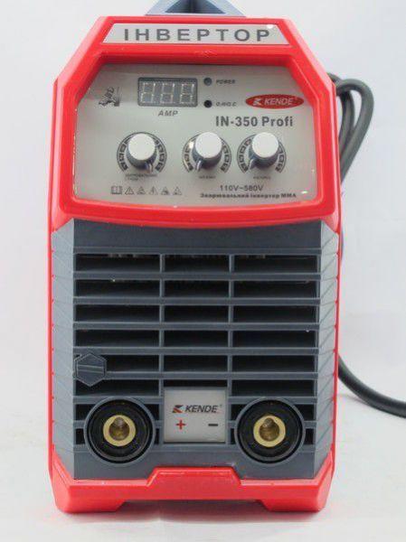 Сварочный инвертор Kende IN-350 Profi (220/380V)