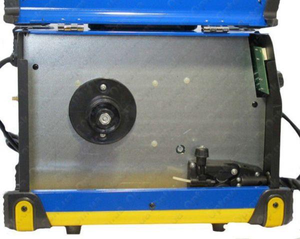 Сварочный полуавтомат Искра Профи COBALT MIG-300DC