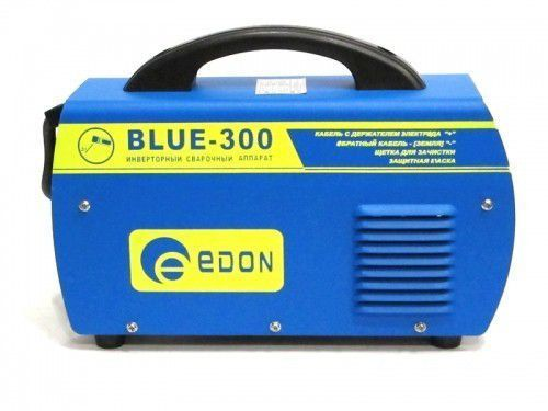 Сварочный инвертор Edon MMA 300S Blue
