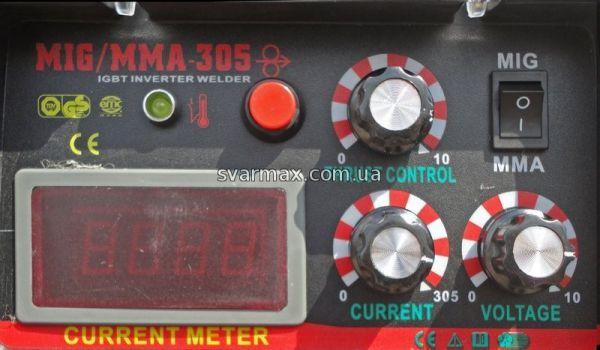Сварочный полуавтомат Луч Профи MIG/МИГ 295(+MMA)