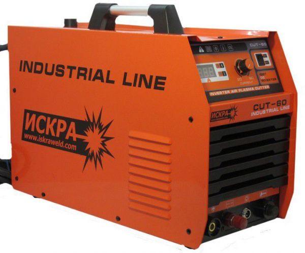 Аппарат плазменной резки Искра CUT-60 industrial line