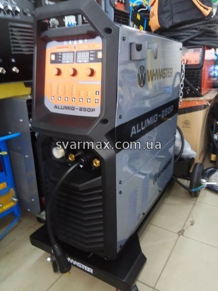 Аргонная сварка Wmaster Alumig-250P