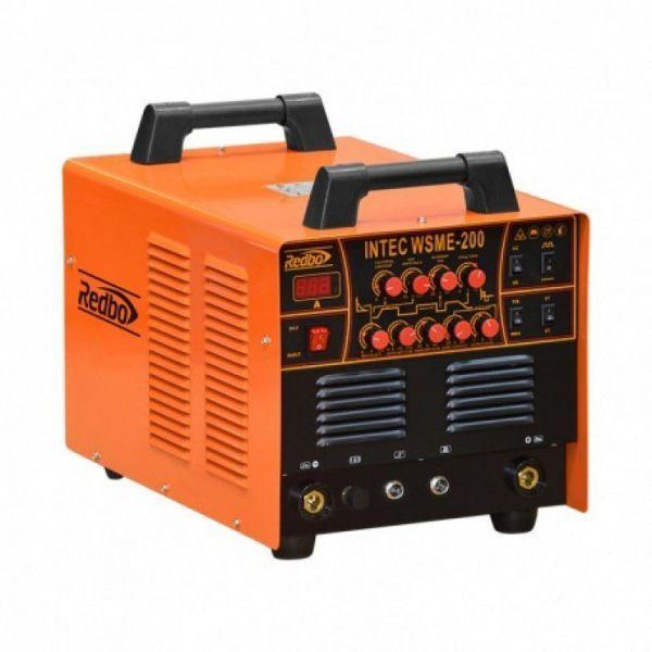 Аргонодуговая сварка Redbo INTEC WSME-200 AC/DC, Pulse, tig/мма
