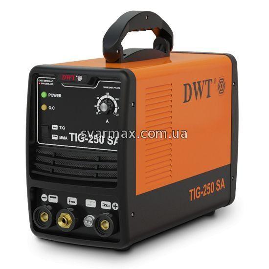 Аргонодуговой инвертор DWT TIG-250 SA