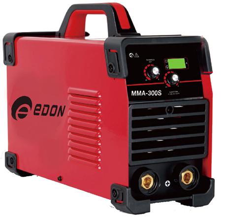 Сварочный инвертор Edon MMA 300S с функцией форсирования дуги