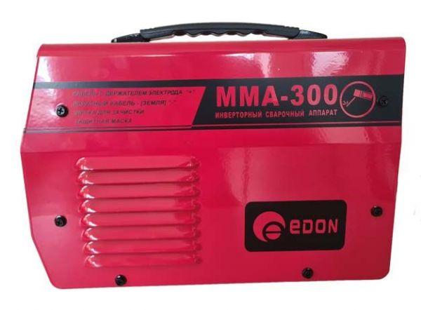 Сварочный инвертор Edon MMA 300 (кейс)