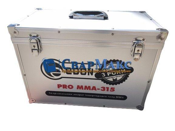Сварочный инвертор Edon MMA 315 Profi (кейс)