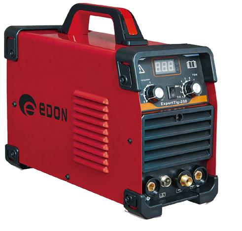 Аргонодуговой сварочный аппарат Edon Expert TIG 250