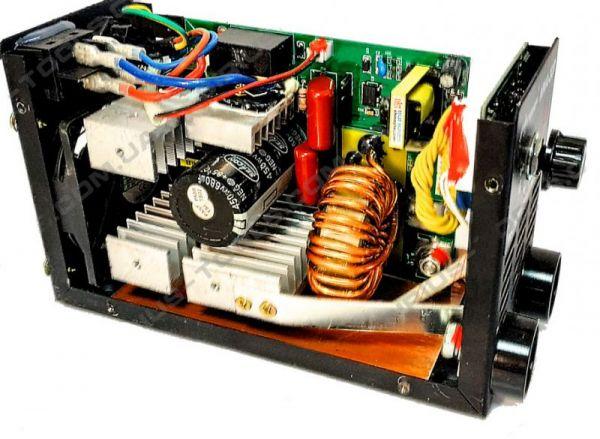 Сварочный инвертор Луч Профи мма 300 мини