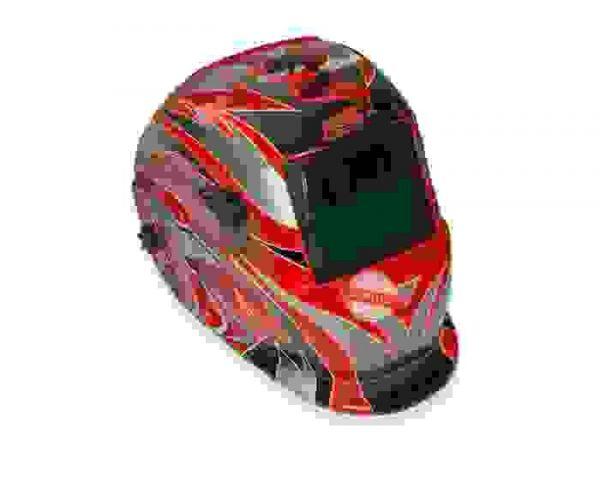 Сварочная маска хамелеон Jasic Optech S777 Red Art