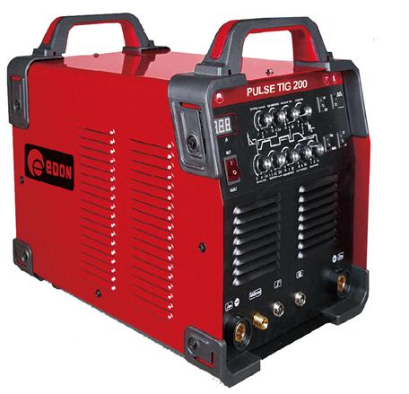 Аргонодуговой сварочный аппарат Edon Pulsetig-200 AC