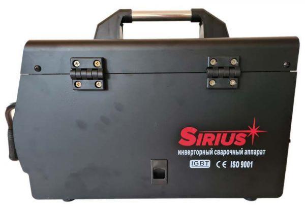 Сварочный полуавтомат Sirius MIG/ММА 300M