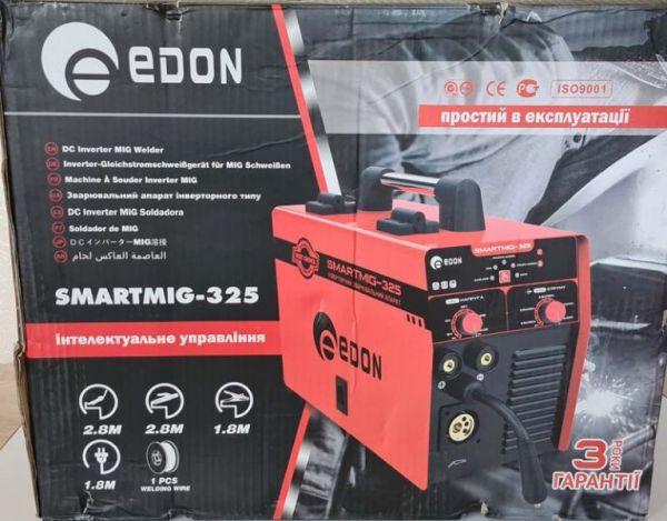 Сварочный полуавтомат Edon SMARTMIG 325