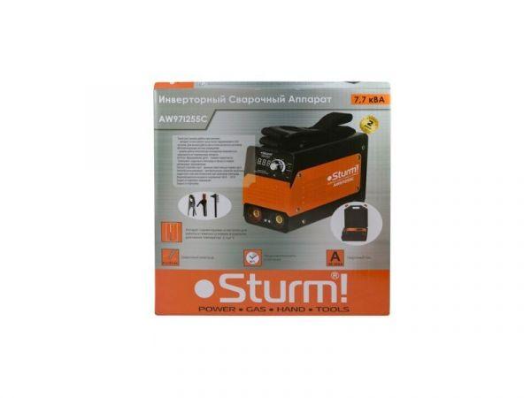 Сварочный инвертор Sturm AW97I275C