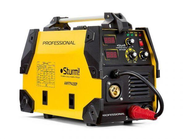 Сварочный инверторный полуавтомат Sturm AW97PA350P