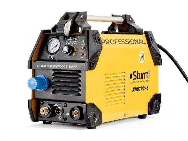 Аппарат плазменной резки Sturm AW97PC45