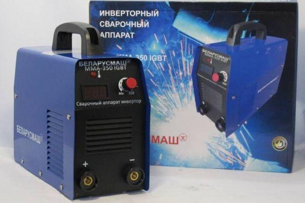 Сварочный инвертор Беларусмаш БСА MMA 350