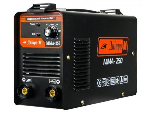 Сварочный инвертор Дніпро-М ММА 250