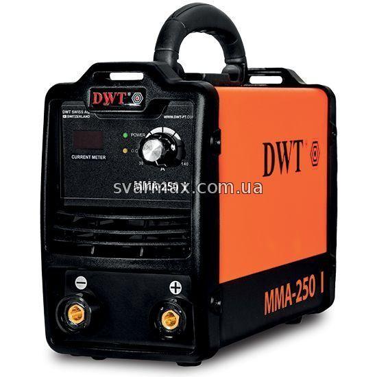 Сварочный инвертор DWT MMA-250 I