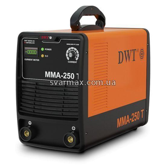 Сварочный инвертор DWT MMA-250 T