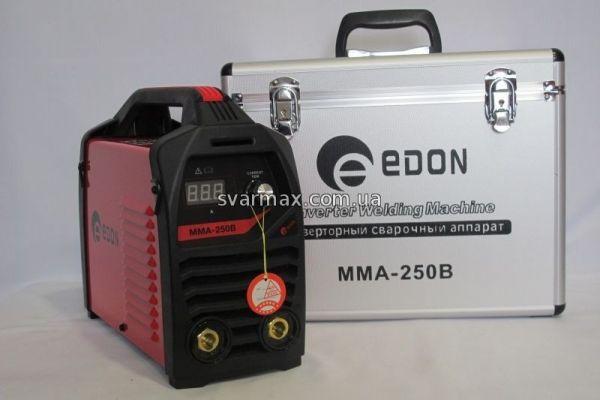 Сварочный инвертор Edon MMA-250B кейс