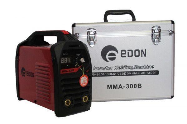 Сварочный инвертор Edon MMA-300B кейс
