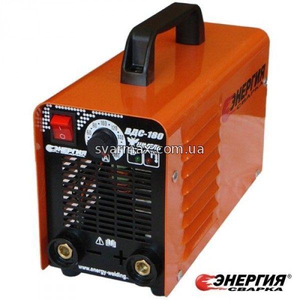 Сварочный инвертор Енергия ВДС-180.2 Шмель