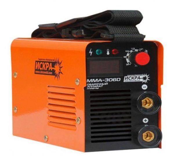 Сварочный инвертор Искра MMA 306D (Дисплей)