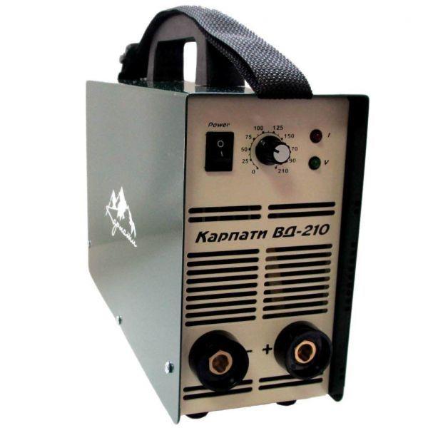 Сварочный инвертор Карпаты ВД-210