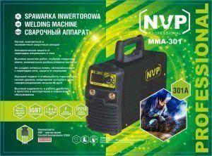 Сварочный инвертор NVP ММА-301 (алюминевый кейс)