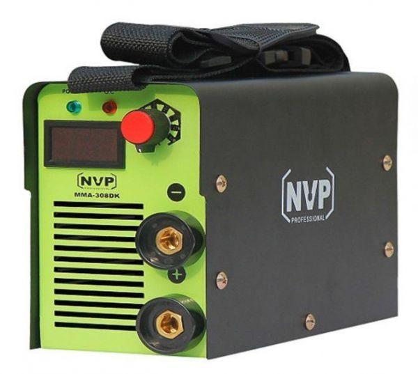 Сварочный инвертор NVP MMA 308DK (Дисплей, Кейс)