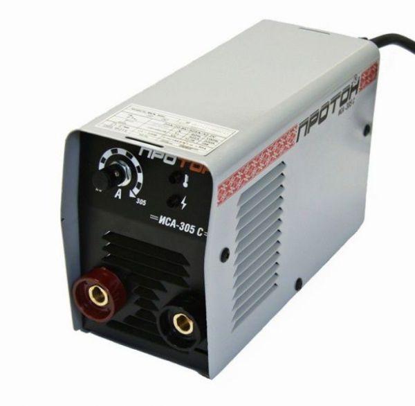 Сварочный инвертор Протон ИСА-305 С (Кейс)